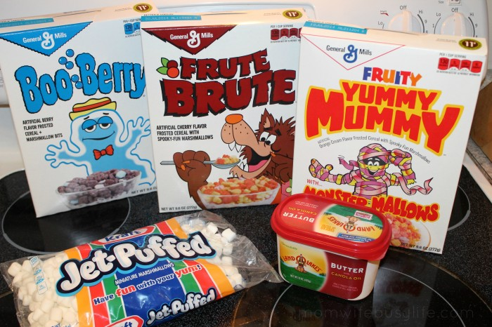 Yummy Mummy Cereal Bars