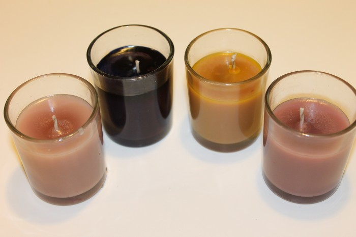 Soy Candle Making