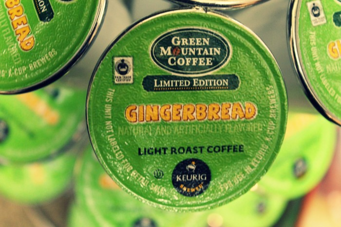 Gingerbread Kcups