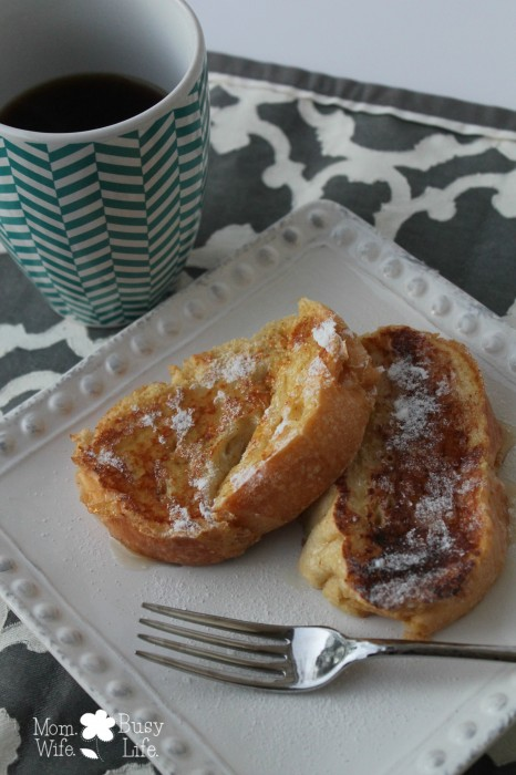Golden French Toast