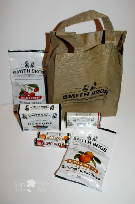 smith brothers prize pack