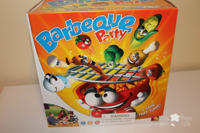 Barbeque Party Game