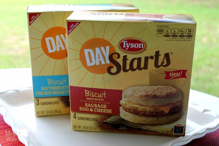 Tyson Day Starts 3