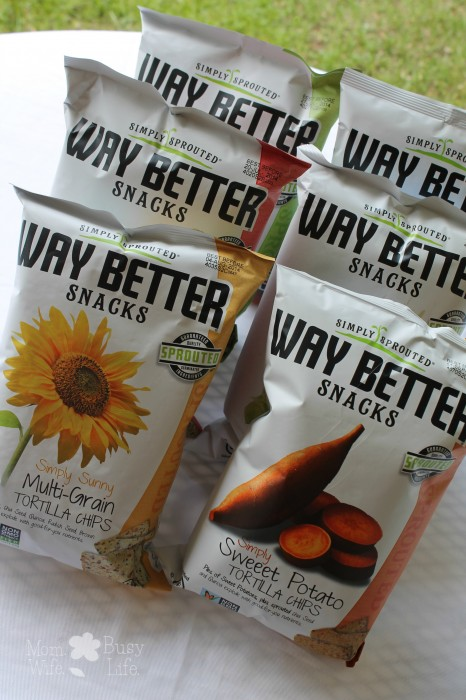 Way Better Snacks 2