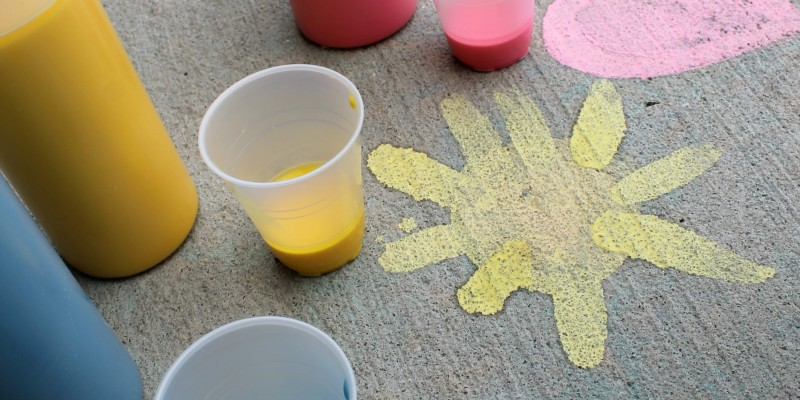 sidewalk chalk paint 4