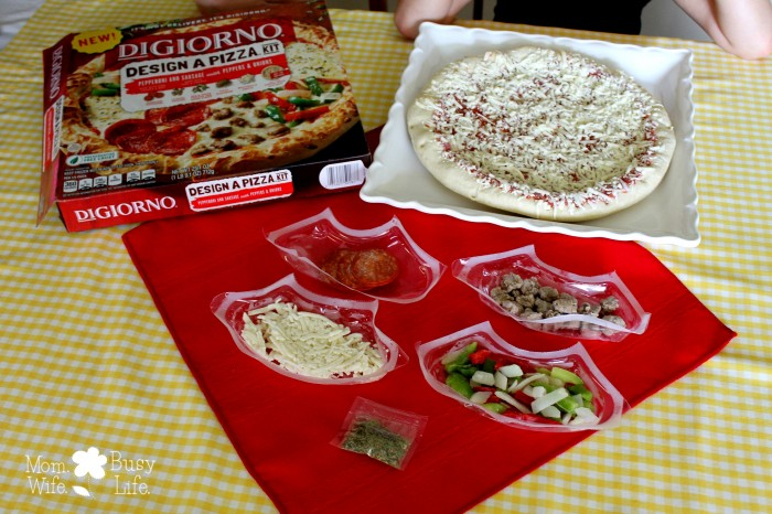 design a pizza kit 3