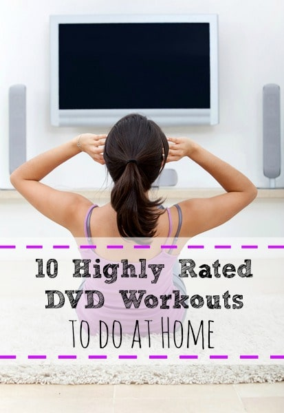 DVD Workouts to Do at Home