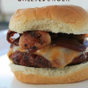 BBQ Bacon Cheeseburger Recipe