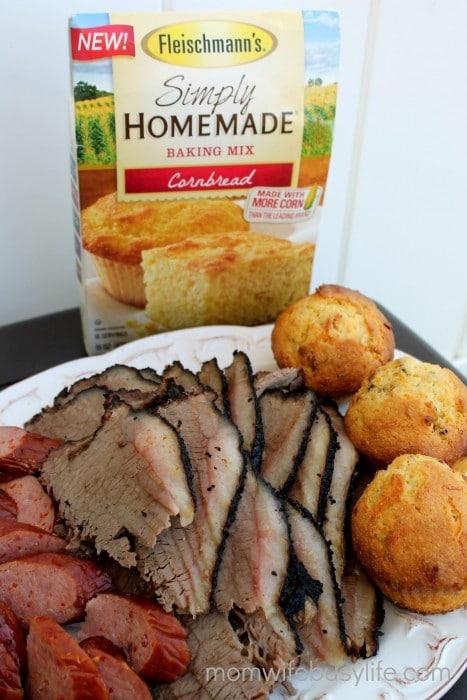 Bacon and Cheddar Cornbread Recipe