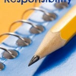 How to teach your kids responsibility