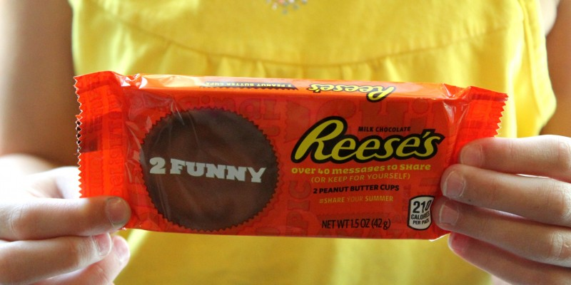 Reeses 2 Funny