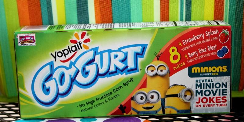 Yoplait GoGurt 2