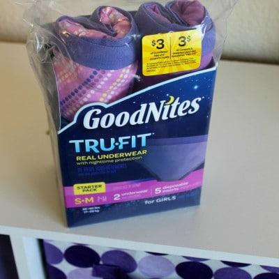 GoodNites TruFit