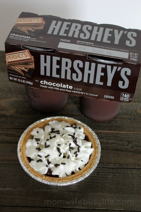 Hersheys Chocolate Pudding Cups