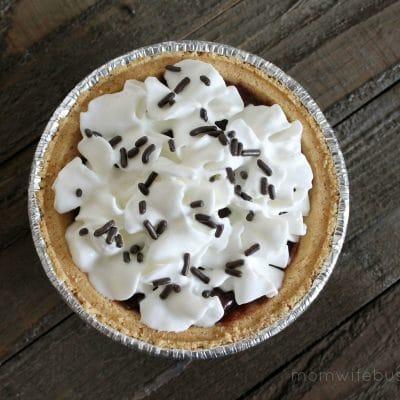 Hersheys Pudding Pies