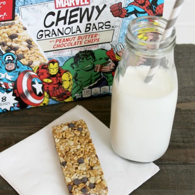 marvel chewy granola bars 6