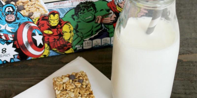 marvel chewy granola bars 6