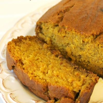 Moist Pumpkin Bread Recipe