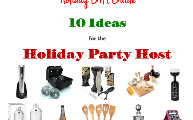 Party Host Gift Guide