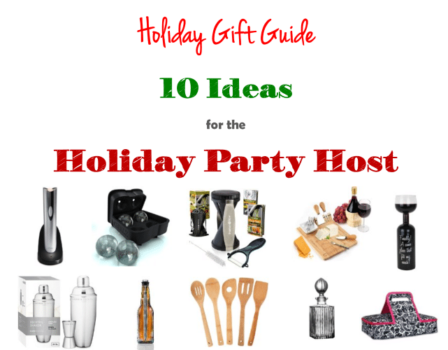 Gift Guide Top 10 Gifts For The Party Host Mom Wife