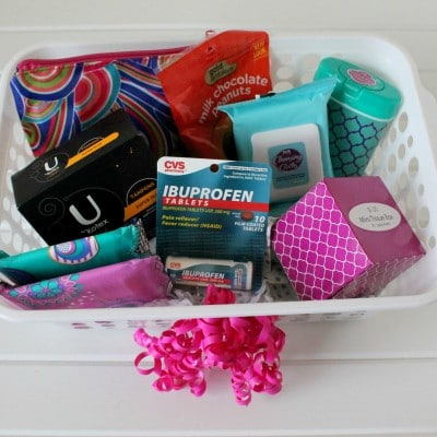 pampering gift basket ideas