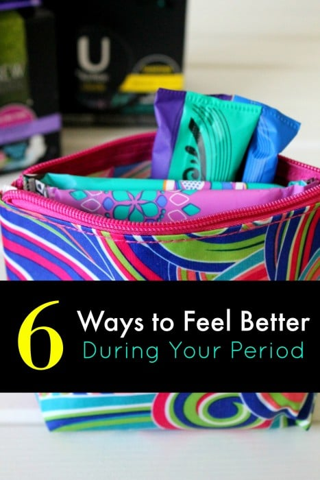 Ways to Feel Better During Your Period