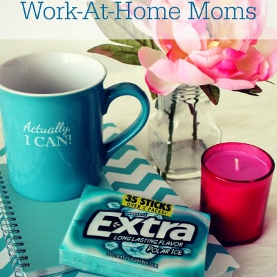 work at home moms