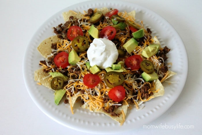 spicy beef nachos 5