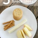 5 After School Snack Ideas