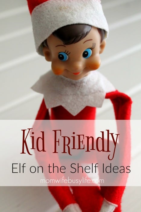 The Elf-on-the-Shelf is such a fun tradition for kids! What a great way to count down to Christmas with some goofy, silly, and even kind elf activities.