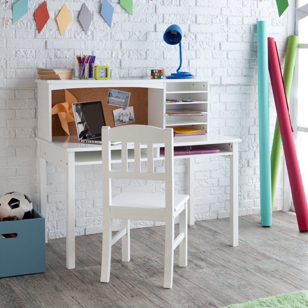 Create A Homework Station Kids Desks For Back To School Mom Wife Busy Life