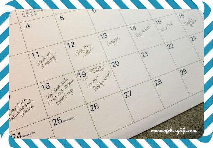 bona calendar