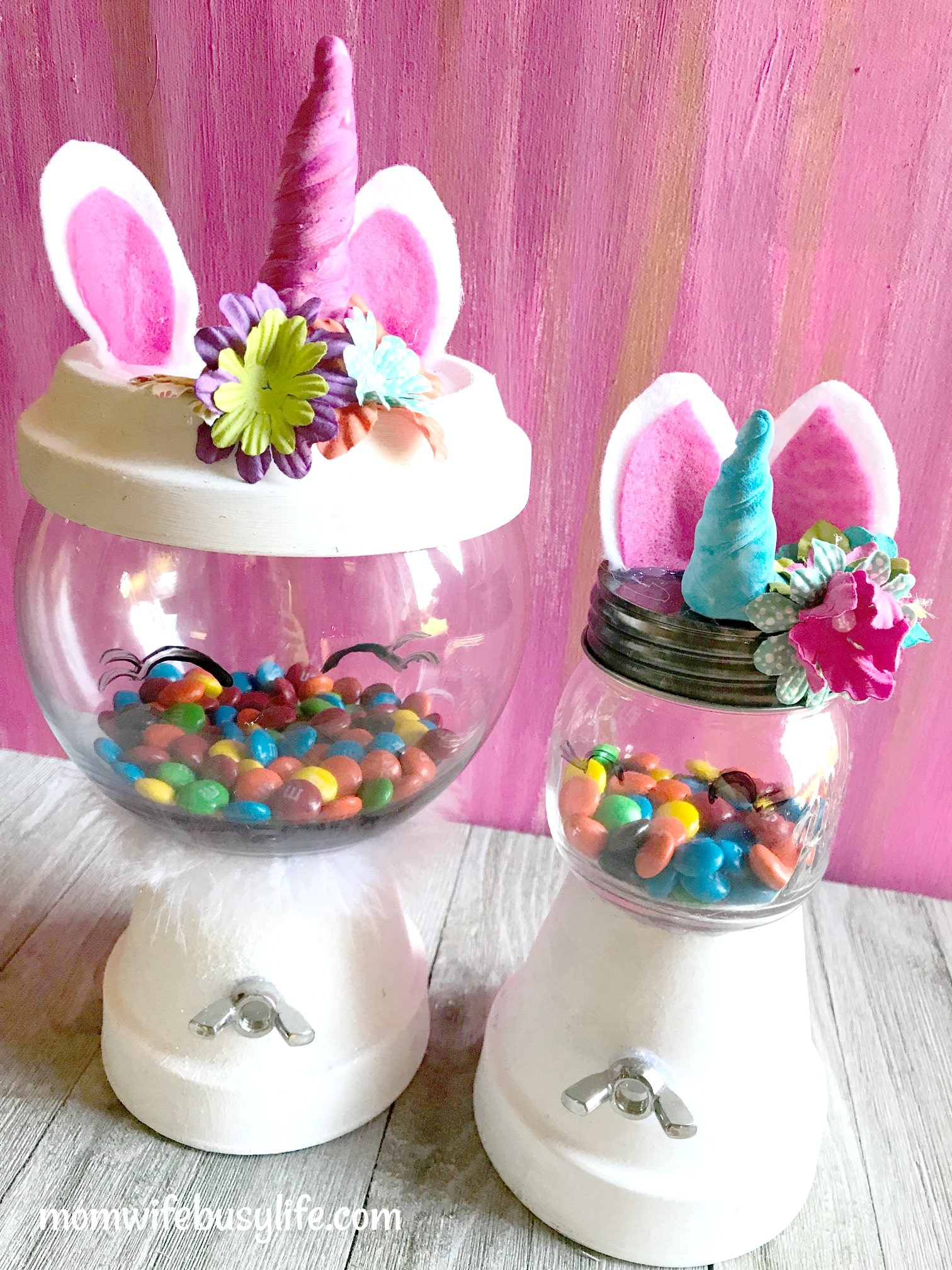 Diy Unicorn Candy Machine