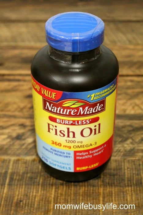 5 ways to take care of yourself as a busy mom mom wife for What is the best fish oil to take