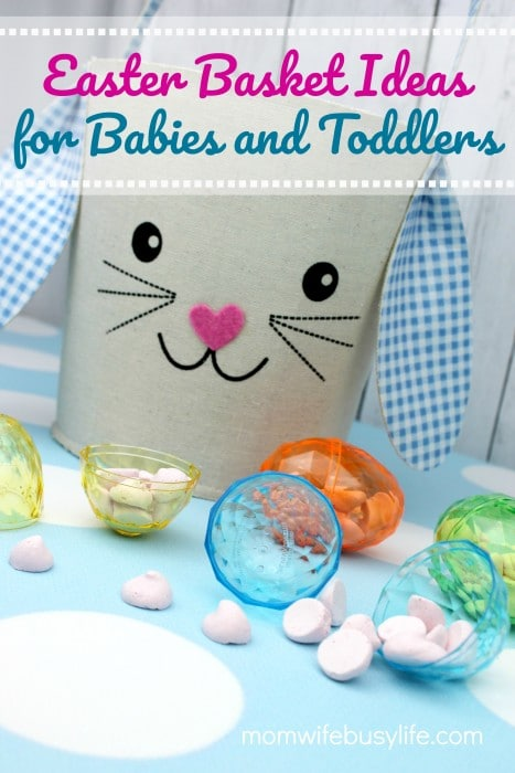 Easter basket filler ideas for babies and toddlers negle