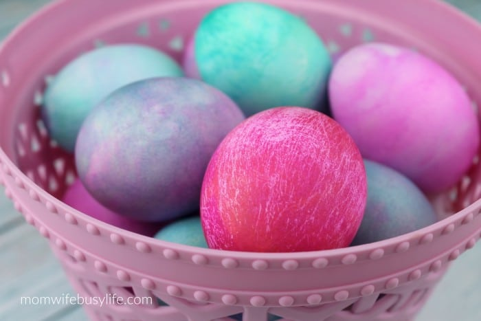 whipped cream eggs 2