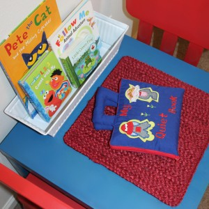 DIY Toddler Table and Chairs Makeover Using Plasti Dip