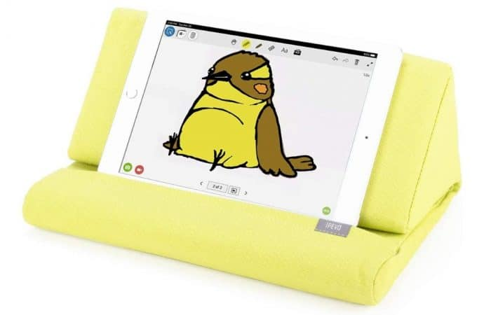 tablet pillows review