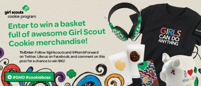 Girl Scout Cookie Merchandise