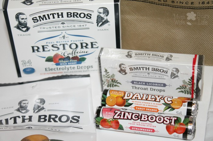 Smith Brothers Throat Drops Review