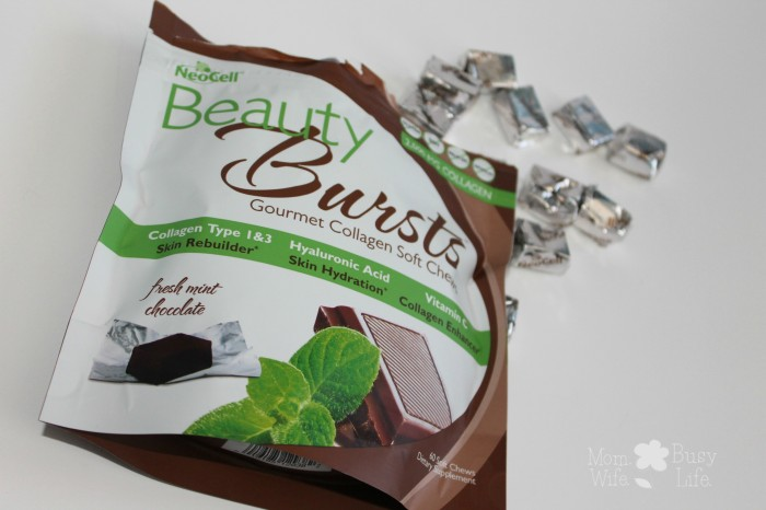 NeoCell Beauty Bursts Gourmet Collagen Soft Chews Review