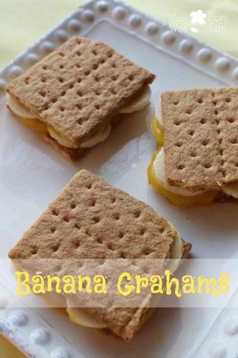 Banana Grahams