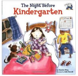 night before kindergarten
