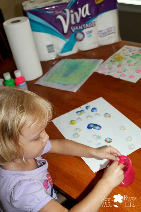 toddler paint time 3