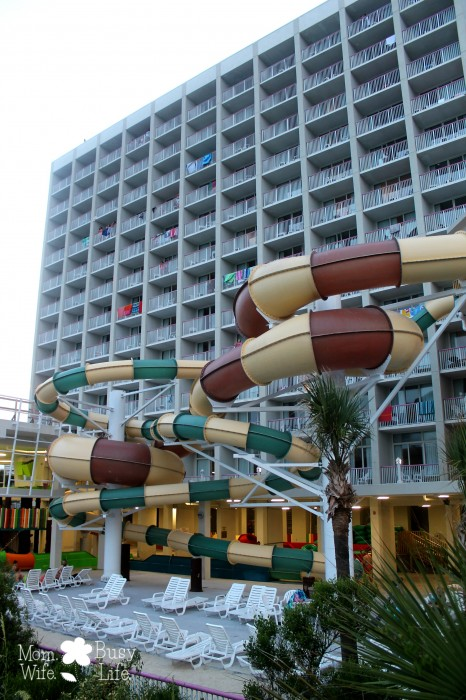 crown reef beach resort review