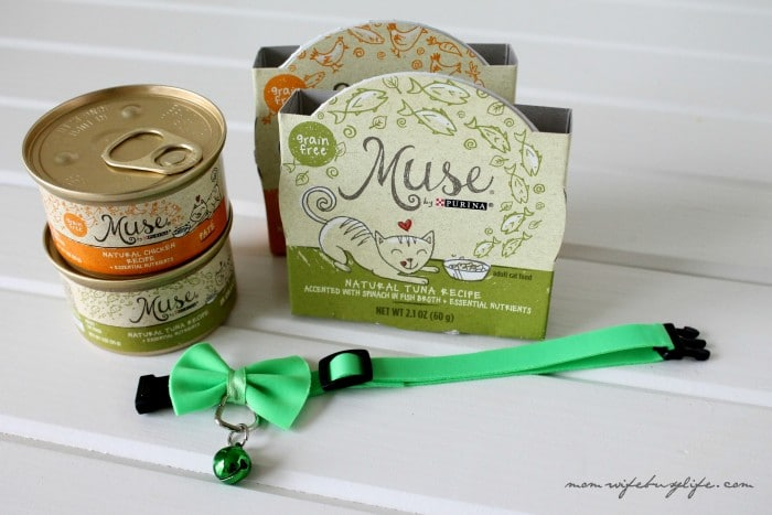 Muse® Natural Cat Food