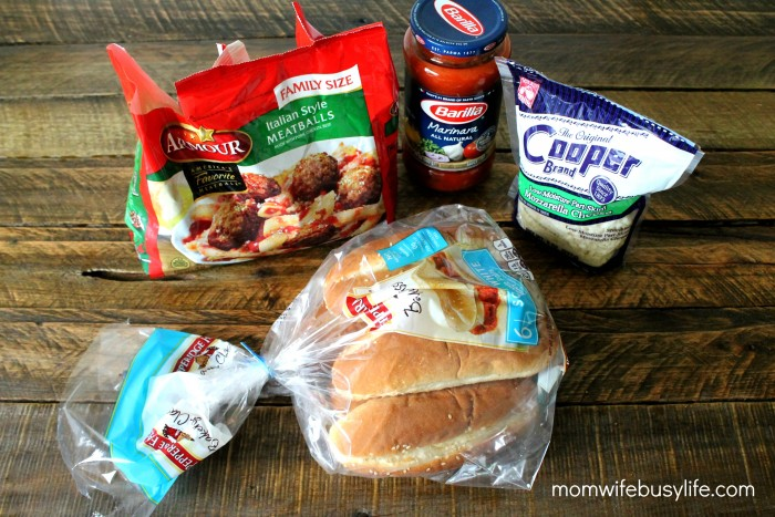 easy meatball sub recipe