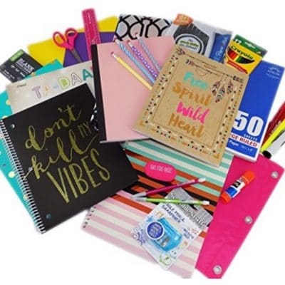 back to school supply bundles