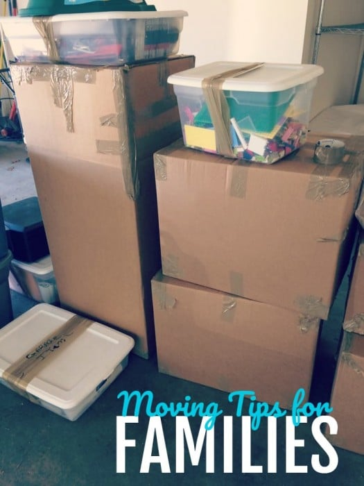 moving tips for families