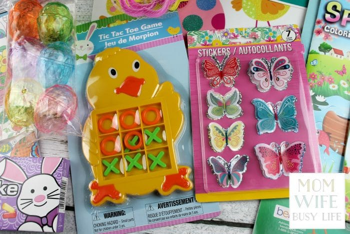 Fun Easter Items for Kids at Dollar Tree